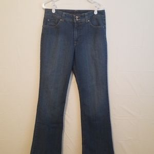 Nine west Arianna flap pocket jeans